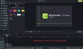TechSmith Camtasia Studio 2021.0.13 Crack & Keygen [2021] Latest