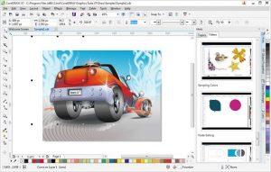 CorelDRAW Graphics Suite 2021 v23.1.0.389 (x64) With Crack