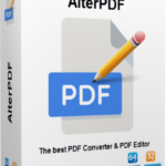 AlterPDF Pro 5.5 With Crack Free Download 2022