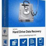 SysTools Hard Drive Data Recovery Crack v16.4.0 + Keygen [2021]