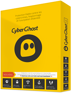 CyberGhost VPN Crack Plus Activation Code [2021]